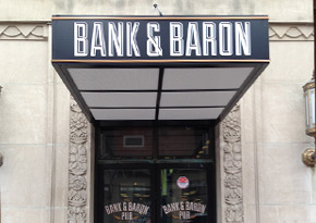Bank & Baron in Calgary, AB